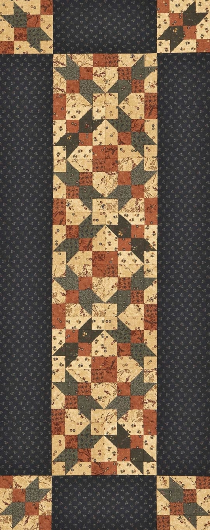 Free Table Runner Patterns AllPeopleQuilt Custom Table Runner Quilt Patterns