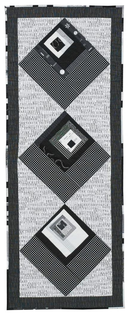 Outstanding Free Table Runner Patterns Allpeoplequilt Com Home Interior And Landscaping Eliaenasavecom