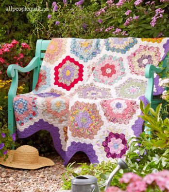 English Garden Allpeoplequilt Com