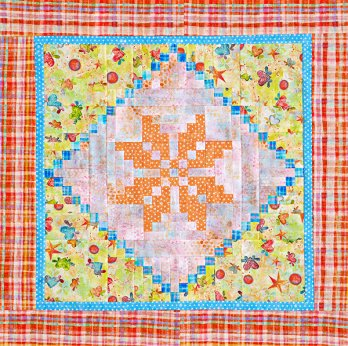 Watercolor Flower Allpeoplequilt Com