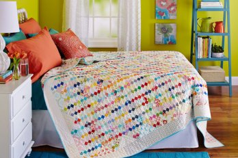 Rainbow Rows Optional Size Chart Allpeoplequilt Com