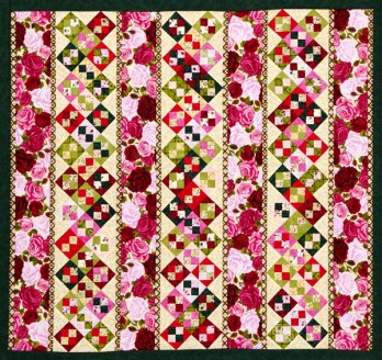 Flower Patches Allpeoplequilt Com