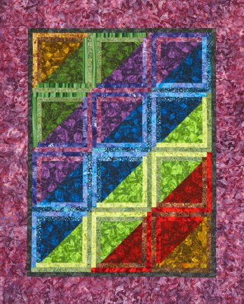 Batik Jewels Quilt Allpeoplequilt Com