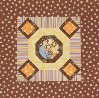 One Block Roundabout Allpeoplequilt Com