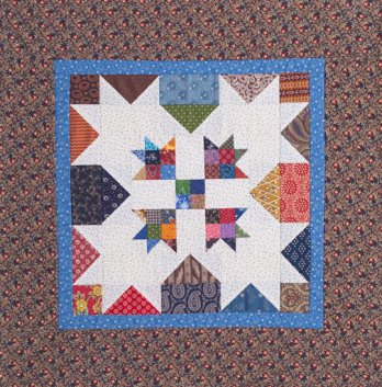 Reproduction Print Table Topper Allpeoplequilt Com