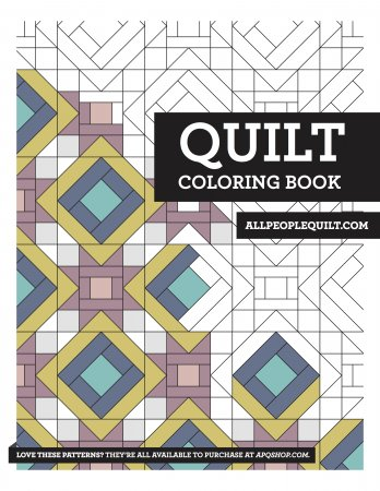 Free Quilting Coloring Books