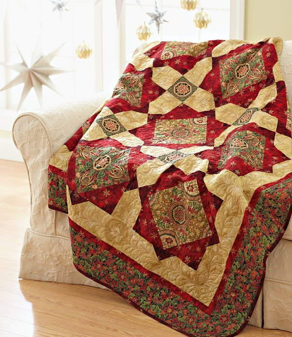 Holiday Sparkle Allpeoplequilt