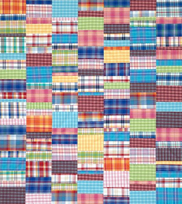 It's a Plaid, Plaid World | AllPeopleQuilt.com : plaid quilt pattern - Adamdwight.com