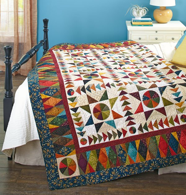 In Perfect Harmony Foundation Pattern Allpeoplequilt Com