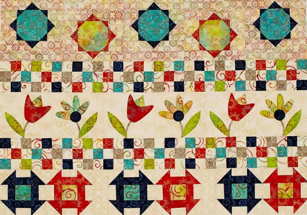 Mystery Row Quilt Row 4 Allpeoplequilt