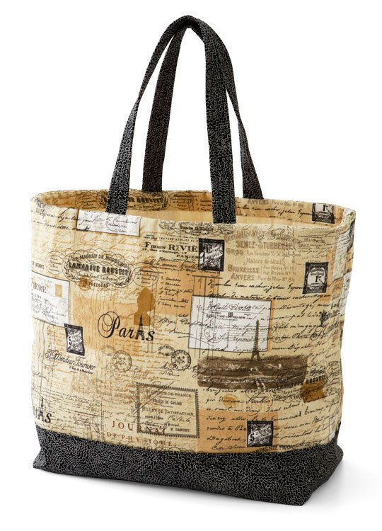 Canvas Tote Bag | AllPeopleQuilt.com