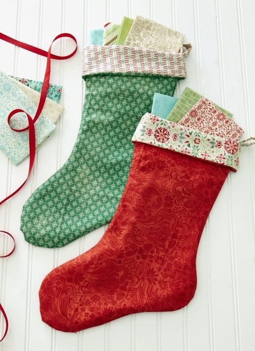 e87ddc5cf Basic Christmas Stocking