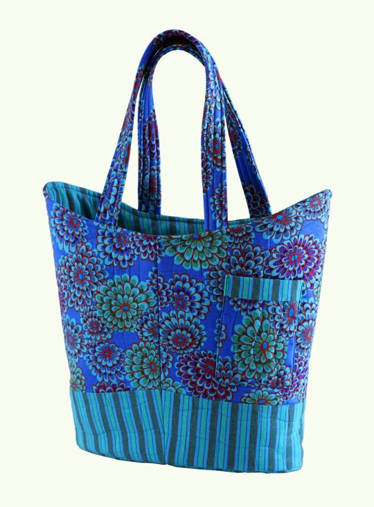 Quilted Tote Bag Allpeoplequilt