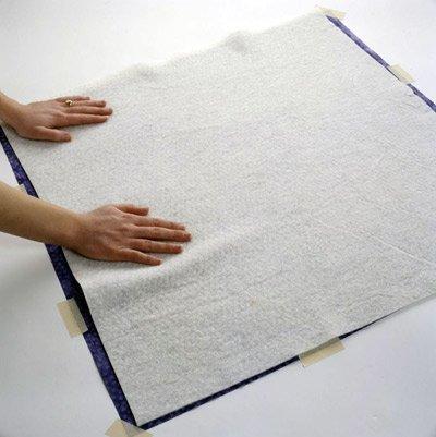 3 Ways to Baste Your Quilt | AllPeopleQuilt.com : best batting for machine quilting - Adamdwight.com