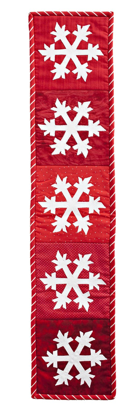 Snowflakes Wall Hanging Allpeoplequilt Com