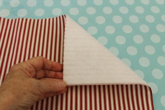 Fuse Fleece To Fabric Allpeoplequilt Com