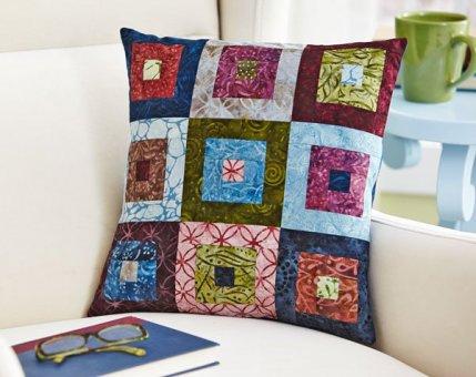 Very best Free Pillow Patterns | AllPeopleQuilt.com CE93